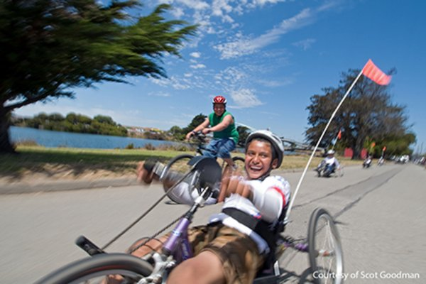 Handcycling fun %281%29