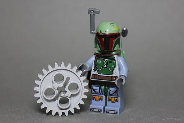 Jedi master engineering with lego%c2%ae materials