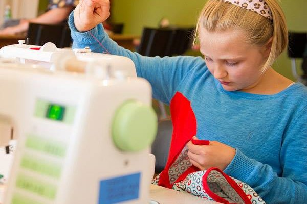Machine basics sewing class