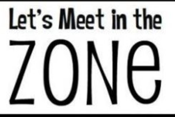 Meet in the zone