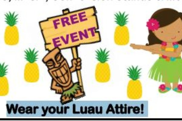 Luau at quigley  neighborhood park