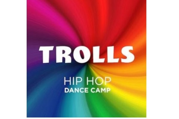 Trolls hip hop dance camp