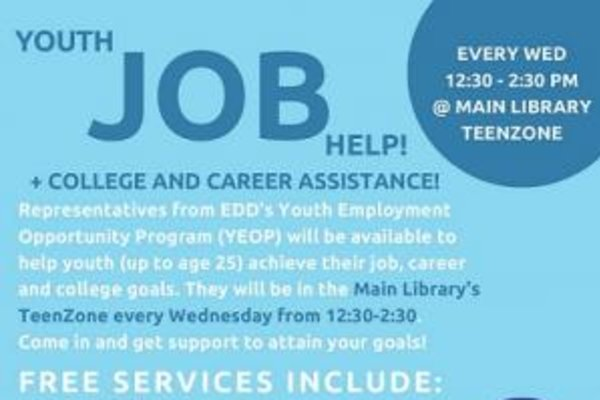 Youth job  career and college help in the teenzone!