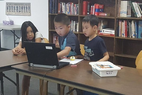 Little programmers