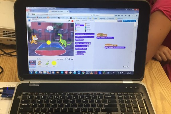 Code your games with scratch