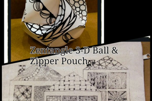 Zentangle camp