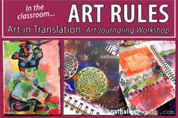 Art rules   art in translation with nathalie kalbach