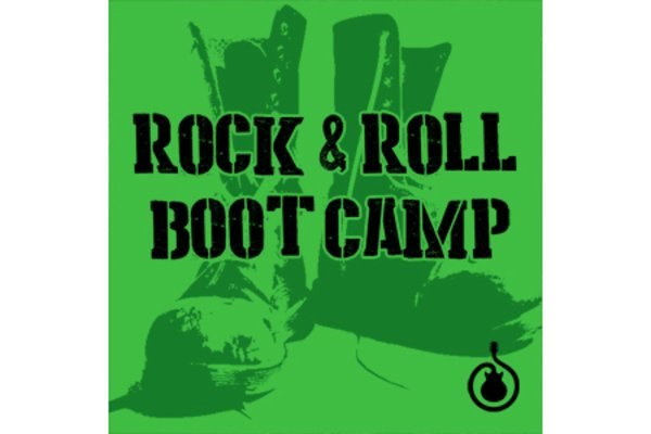 Rock and roll boot camp 2018