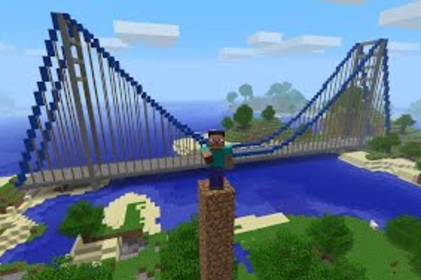Minecraft programming with python