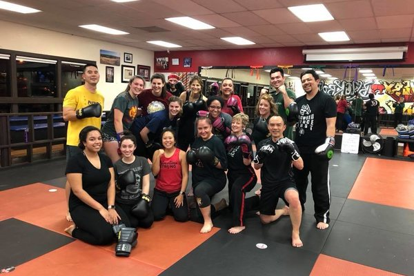 Fighter fitness and zumba
