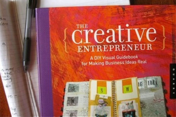 Creative entrepreneur   book study